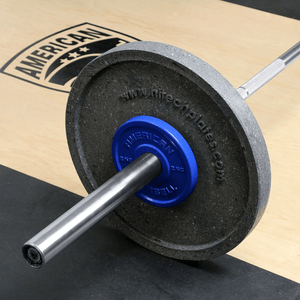 Hitechplates Technique Lightweight Plates - Pair of 2 - Barbell Flex