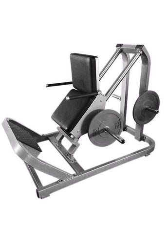 Muscle D Fitness Power Leverage ISO-Lateral Incline Calf Raise Machine - Barbell Flex