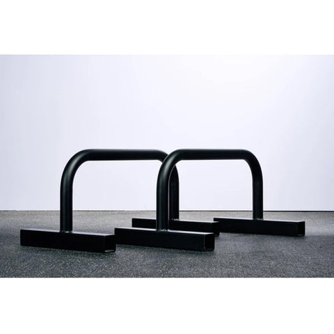 American Barbell Portable Powder-Coated Parallettes - Pair of 2 - Barbell Flex