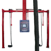 Load image into Gallery viewer, RopeFlex RX8100 Spartan Rope Training Rig - Barbell Flex