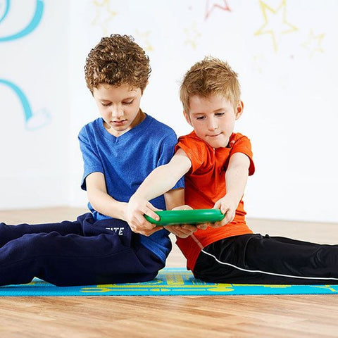 Merrithew Durable and Non-Slip Eco Mat for Kids - Barbell Flex