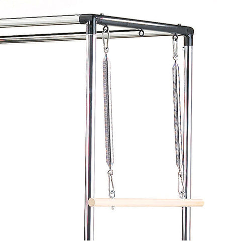 Merrithew Roll-Down Bar with Arm Springs & Clips - Barbell Flex