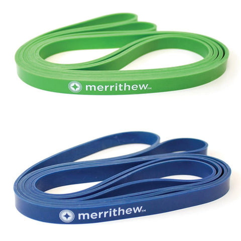 Merrithew XL Portable and Lightweight Resistance Loop Band - Barbell Flex