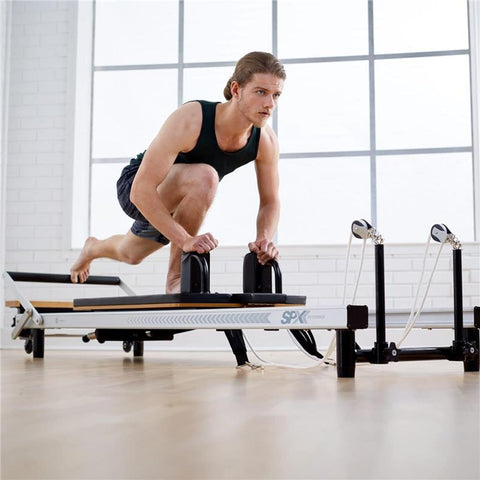 Merrithew At Home SPX Reformer Package - Barbell Flex