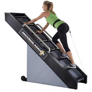 Jacobs Ladder 2 Residence Cardio Exercise Machine - Barbell Flex
