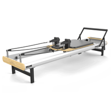 Load image into Gallery viewer, Peak Pilates Casa Reformer Jumpboard Bundle - Barbell Flex