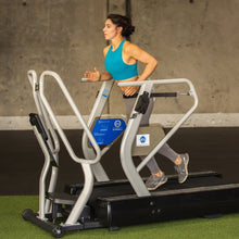 Load image into Gallery viewer, SledMill ABS1010 Sled Pushing Treadmill - Barbell Flex