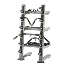 Load image into Gallery viewer, TAG Fitness Gym Accessory Attachment Tray Storage Rack - Barbell Flex