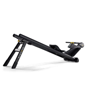 Total Gym ELEVATE Incline Full Body Exercise Rowing Machine - Barbell Flex