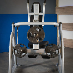 Vertical Crunch™ Complete Core Training Machine - Barbell Flex