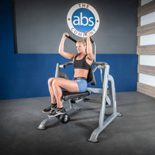 Load image into Gallery viewer, Vertical Crunch™ Complete Core Training Machine - Barbell Flex