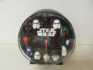 Rhythm StarWars 12 FIGURES 發聲鬧鐘