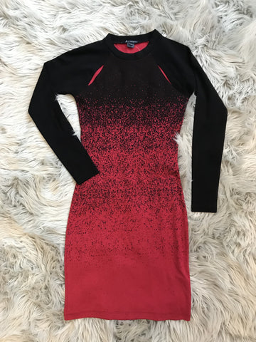French Connection Long Sleeve Bodycon Dress