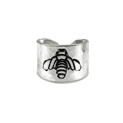 Bee Band Ring