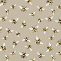 Bees Cocktail Napkins