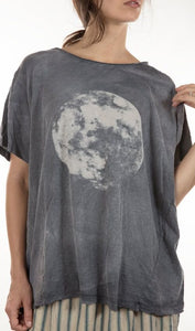 Cotton Jersey Moon T
