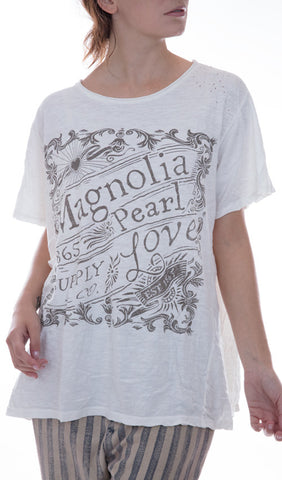 Magnolia Pearl Cotton MP Love Tee