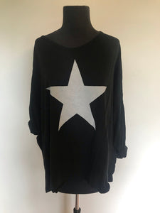 Isabella Star Top