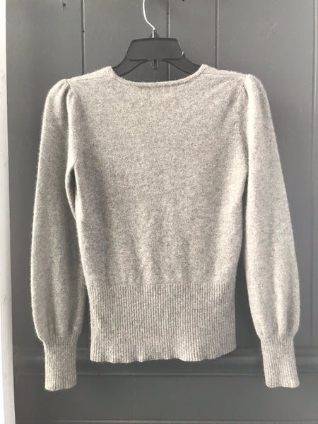 U-Knit Cashmere Sweater