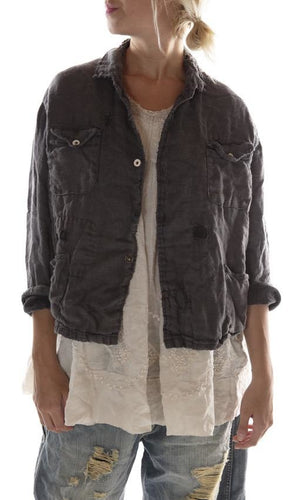 Woven Cotton Buffalo Soldier Jacket
