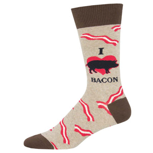 Men's Bacon Socks