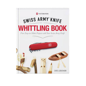 Swiss Army Whittling Book