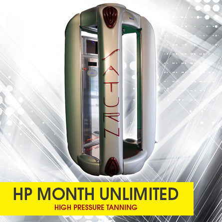 High Pressure Tanning Month Unlimited