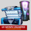 UV Tanning Month Unlimited