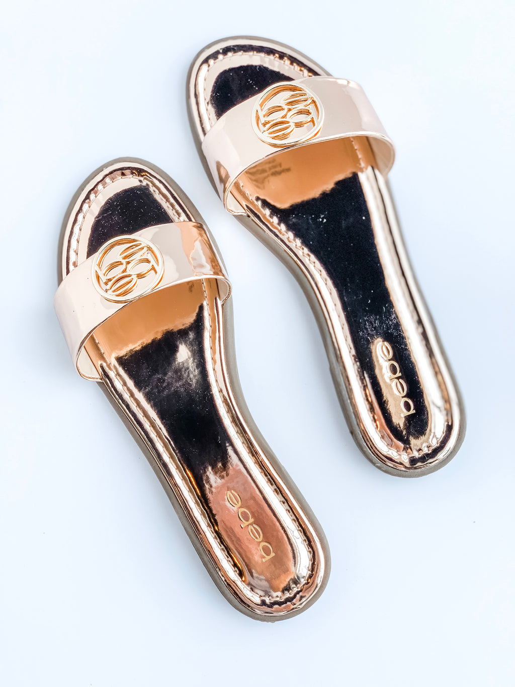 LEONE SANDAL ROSE GOLD