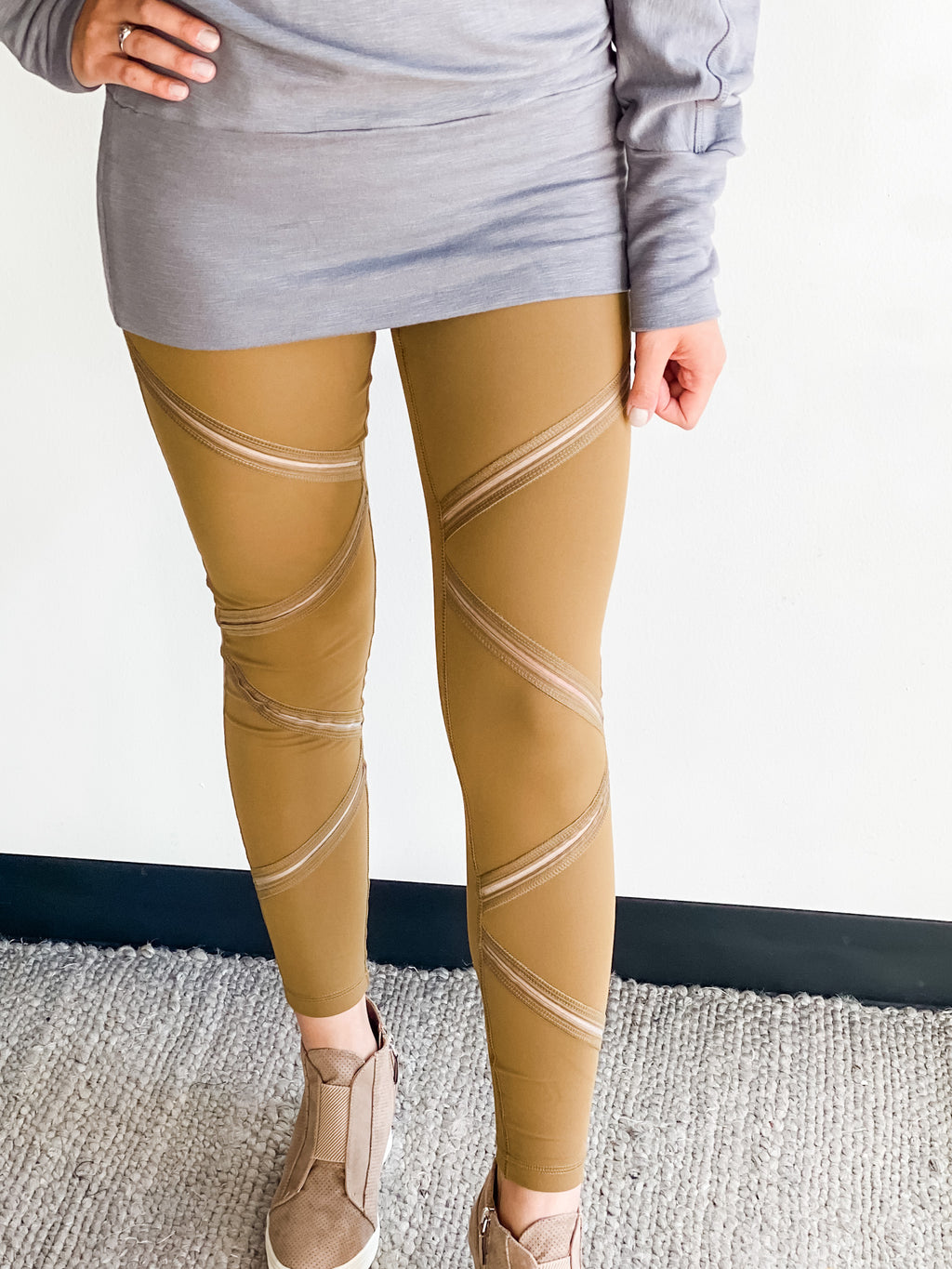 HIGHWAIST DIJON LEGGINGS