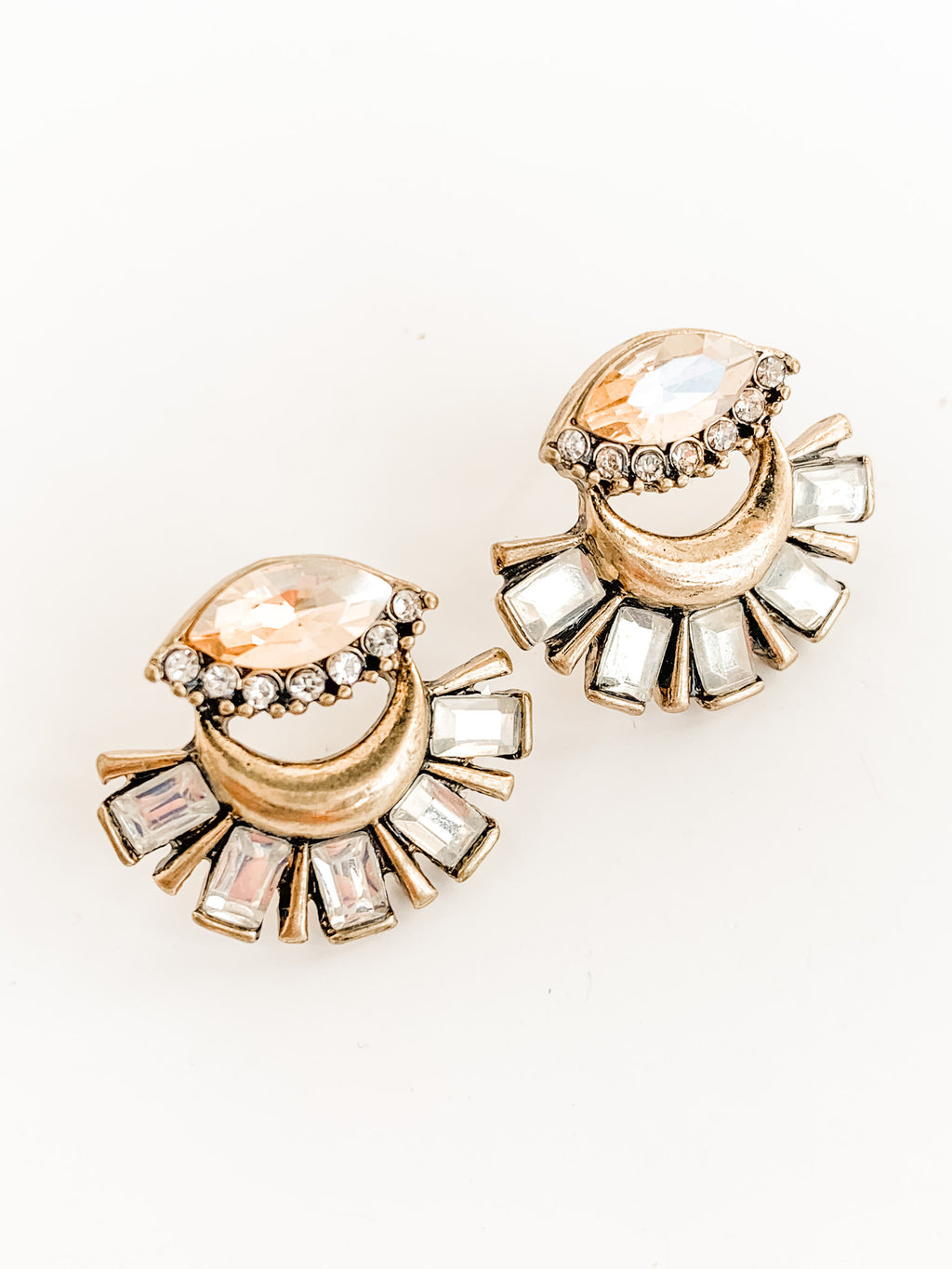ELOISE RETRO EARRINGS