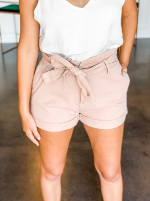 TWIG PAPERBAG SHORTS