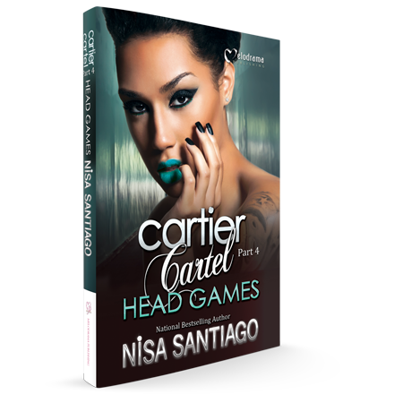 SALE COPY of of Cartier Cartel - Part 4 (Head Games)