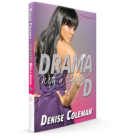 SALE COPY of Drama With a Capital D