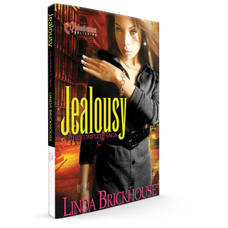 SALE COPY of Jealousy, The Complete Saga