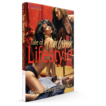 SALE COPY of Tale of a Train Wreck Lifestyle