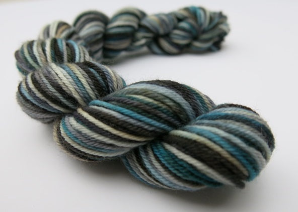 Thunderhead - Full or Mini Skein on Choufunga Sock