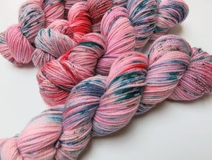 ooak single batch yarn for knitting and crochet