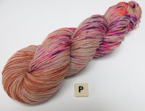 hand dyed merino yarn for shawls and socks