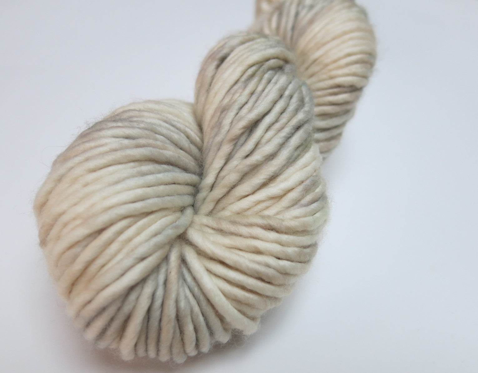 kettle dyed super chunky singles merino yarn