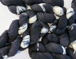fairy cat sith inspired black yarn for knitting and crochet