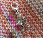 Flower Fairy Stitch Marker Place Keeper