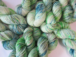 ghost of captain cutler scooby doo inspired yarn skeins