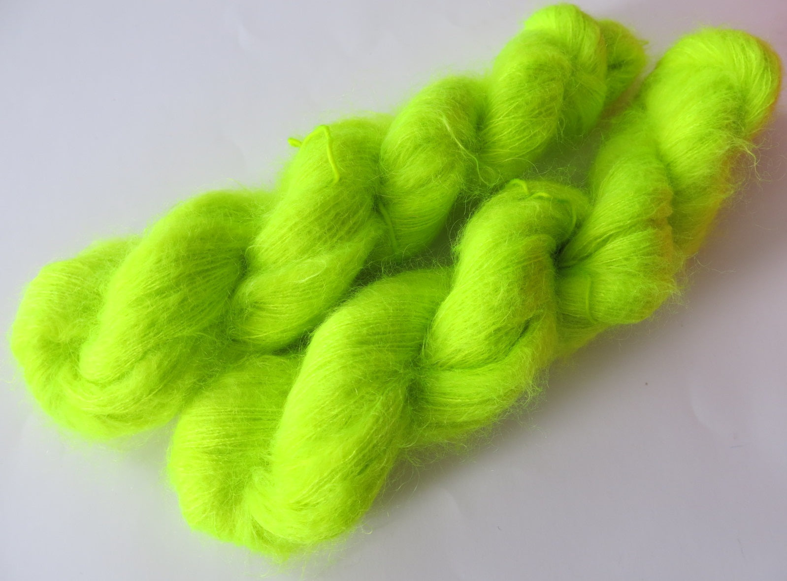 goalie uv reative mohair by my mama knits
