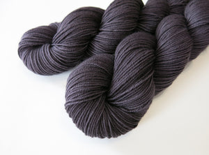 hand dyed witches cape black yarn for halloween crafts