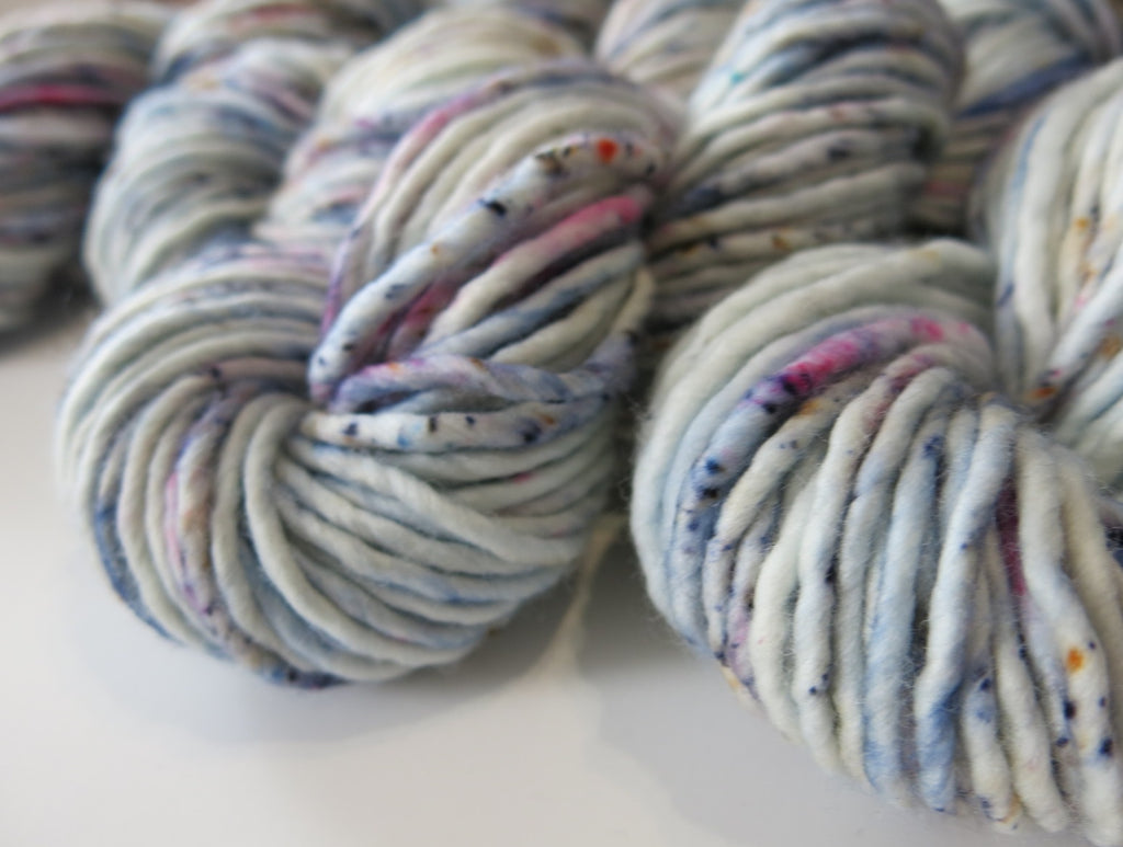 super chunky merino wool for weaving and knitting