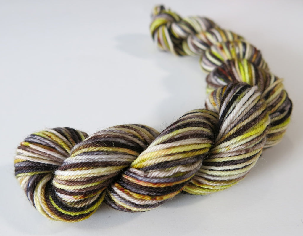 Ghillie Dhu - Mini Skein on Choufunga Sock