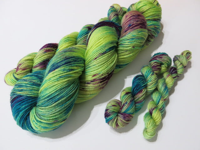 Single Batch 272 on Choufunga Sock