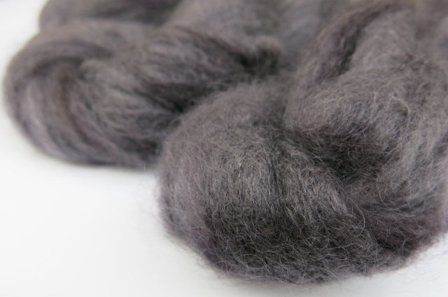 Witches Cape on Float Your Goat - 72/28 Brushed Kid Mohair Silk Lace Singles