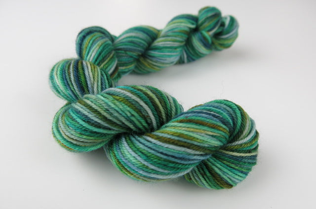 Greenery - Mini Skein on Choufunga Sock